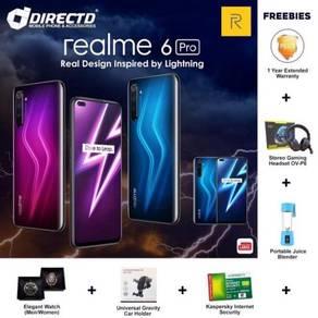 RealMe 6 PRO (30W CAS PANTAS/8GB RAM/6 KAMERA)ORI