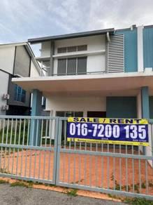 Taman Nusantara Prima, Gelang Patah - Cluster Unit For Sale FULL LOAN