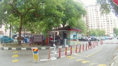 (Near AEON Mall) Apartment Metro PRIMA Mutiara Magna, Kepong, KL
