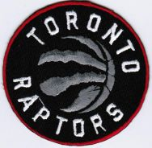NBA Toronto Raptors National Basketball Patch