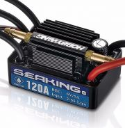 Waterproof Brushless ESC for Boats Seaking-120A-V3