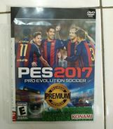 Sony ps2 pes2017 dvd games