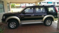 Used Ford Everest for sale