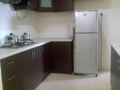 LRT /UTC Mawar Apartment Melur Sentul [RENO & FURNISH]