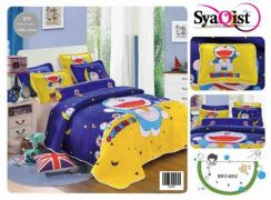 Cadar kartun queen 6in1