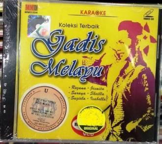 VCD Koleksi Terbaik Gadis Melayu karaoke