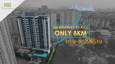Residensi 100, 288 Residensi, The Reach Setapak