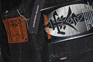 Samurai jeans motorclub s5000bk