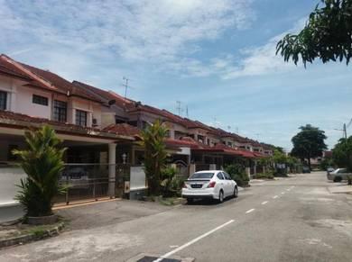 Taman Idaman Double Storey Terrace