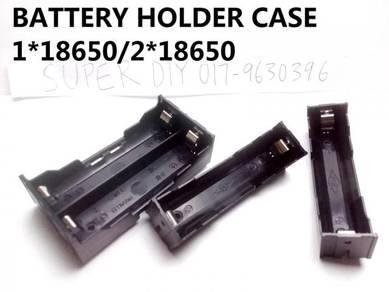 Battery Case Hodlder 18650 1 bateri kotak 18650