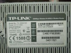 Tp-link wireless modem router putrajaya