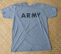 ARMY Physical Fitness Uniform T-Shirt