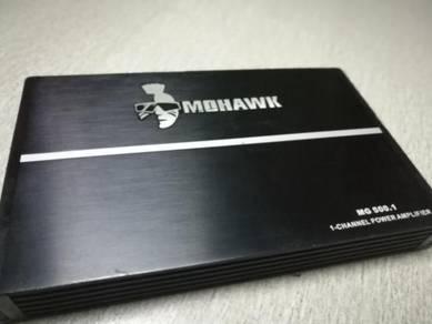 Mohawk monoblock amp