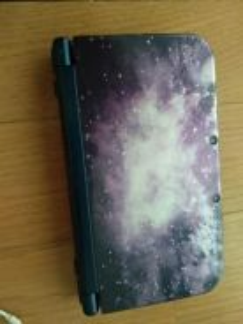 Selling Nintendo 3DS XL Purple Galaxy Eddition USA