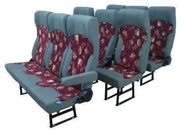 Toyota van hiace 3 row 9 pcs new van seat RM3300