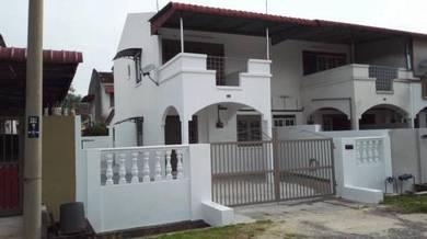 Menglembu 2-stry END-lot house