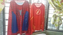 The Flash And Spiderman Shirt