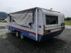 Jayco travel trailer 18 foot long