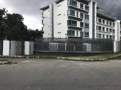 University condo apartment 2, tkt 1 (jln dambai menggatal)