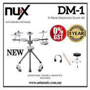 Nux DM-1 Portabe Digital Drum Kit (package 1)
