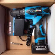 Pro21V cordless lithium drill driver 2 spd deluxe