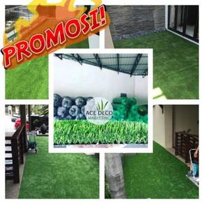 Artificial Grass / Serat-C Rumput Tiruan Carpet 02