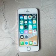 Iphone SE rosegold swap/sell