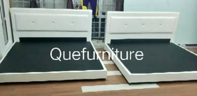 King bed frame divan new