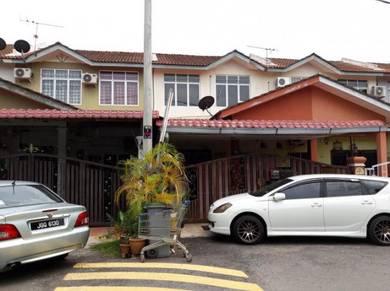 Teres 2 Tingkat Bandar Masjid Tanah