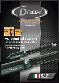 Heavy Duty Autogate Johor Auto Gate Parts Dnor 212