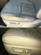Mercedes bmw audi volvo leather seat rosak recover