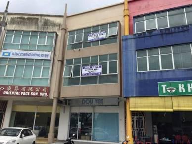 Samajaya Roundaboud First and Second floor shoplot For Rent