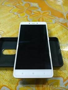 Xiomi Note 4x 4gb ram