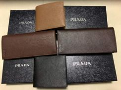 Genuine Prada Men Wallet