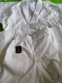 Teakondo uniform