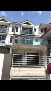 Selasih Town, 3 Storey Terrace, House For Sale