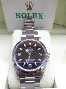 Rolex Explorer 114270 Box & Paper