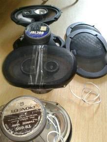 Speaker &DVD;