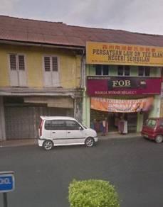2sty Shop at Kuala Pilah