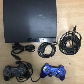 Black PS3 128 gb