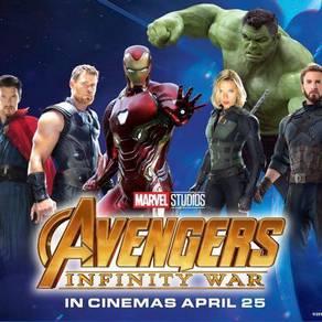 Petron Marvel Avengers Infinity War
