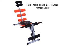 6 in 1 Whole Body Six Pack Care Fitness Machine