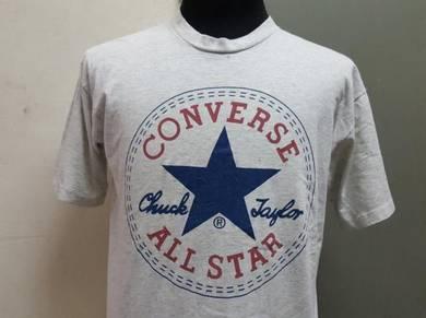 (S)Vtg CONVERSE Star Tshirt -Fit L