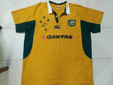 Canterbury wallabies 2006 jersey