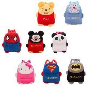 FB171 Best 024 Kids Cartoon Soft Backpack