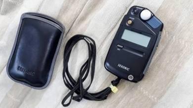 Sekonic Exposure Meter, model L3088