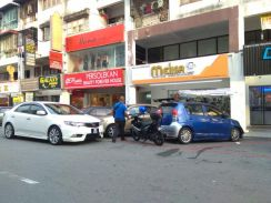 FULLY TENANTED > Pandan Indah 3 Storey Shop Jalan Muda Jaya