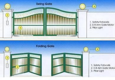 5.PEARL Autogate auto gate + 25yrs waranty italy