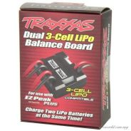 Traxxas Dual Charging Adapter for 3S LiPO Battery