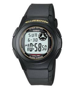 CASIO STANDARD F-200W-9A Digital Watch